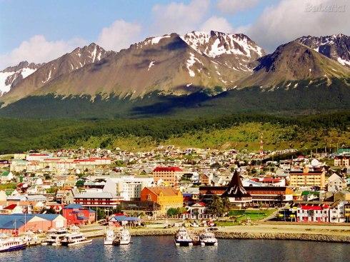 Ushuaia-Argentina
